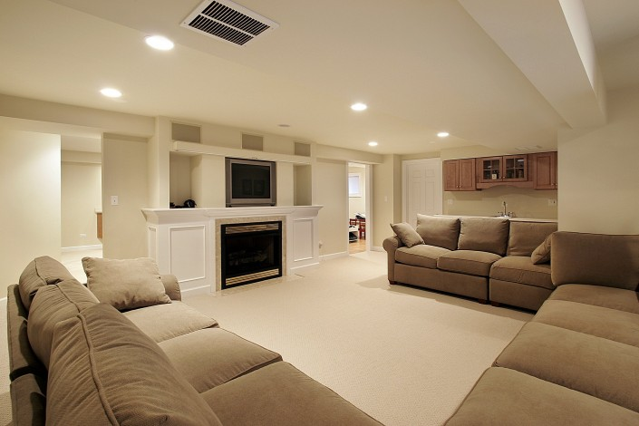 Synergy3 Construction Ottawa Basement Renovation Basement Finishing Man Cave Home Theater