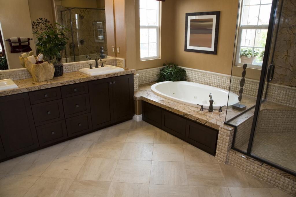 Synergy3 Construction Ottawa Bathroom Flooring Bathroom Renovation Counters  Backsplash Molding