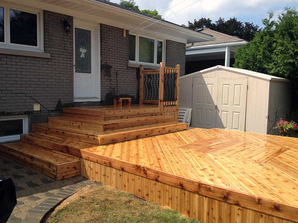 Synergy3 Construction Ottawa Custom Deck Builder Orleans