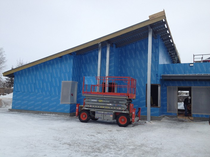 Synergy3 Construction Ottawa Commercial Contractor, Commercial Expansion, Commercial Construction