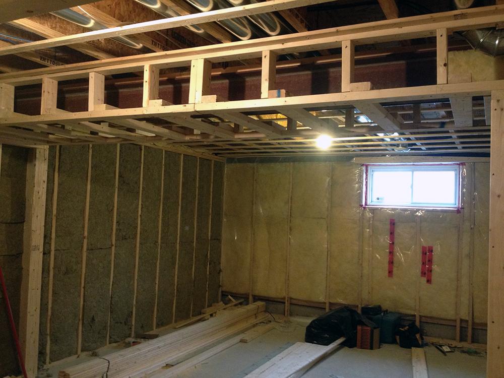 Ottawa Basement Renovation