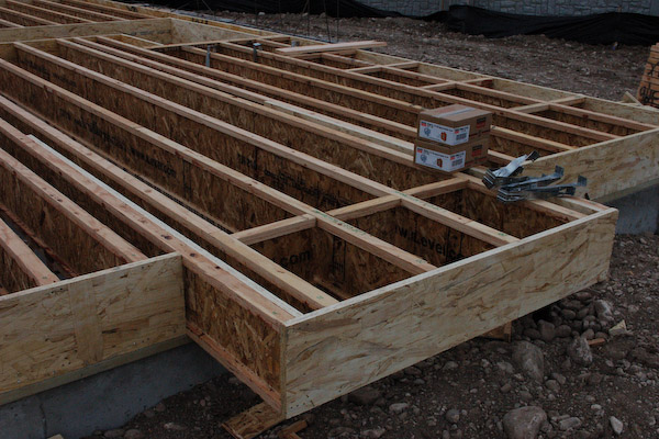 Synergy3 Construction Ottawa Residential Contractor, Custom Home Framing, New Home Addition