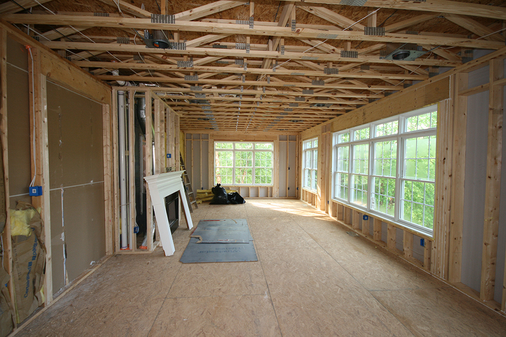 Synergy3 Construction Ottawa Residential Contractor, Residential Framing, Residential Construction