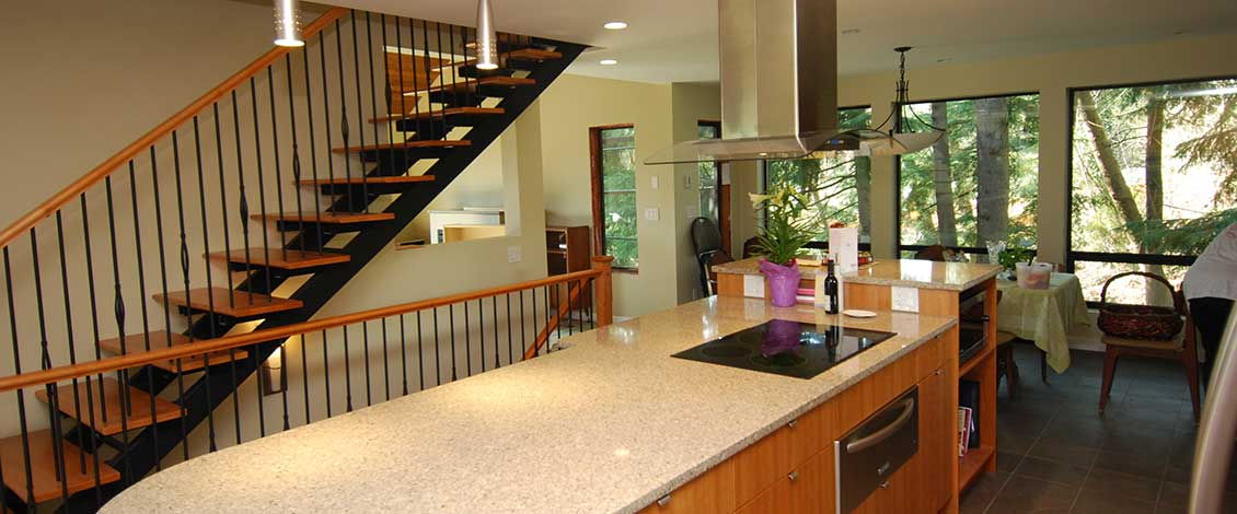 Synergy3 Construction Ottawa Custom Kitchen Renovation, Functional Kitchens , Ottawa Countertops, Functional Kitchen Island