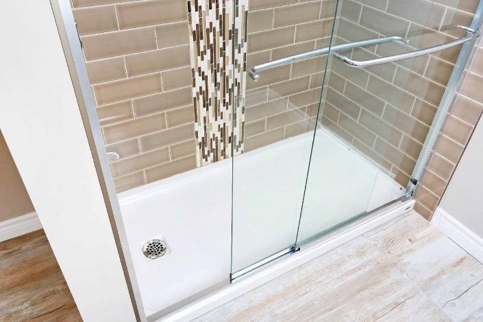 Synergy3 Construction Ottawa Bathroom Finishing, Bathroom Renovation Ottawa, Custom Shower
