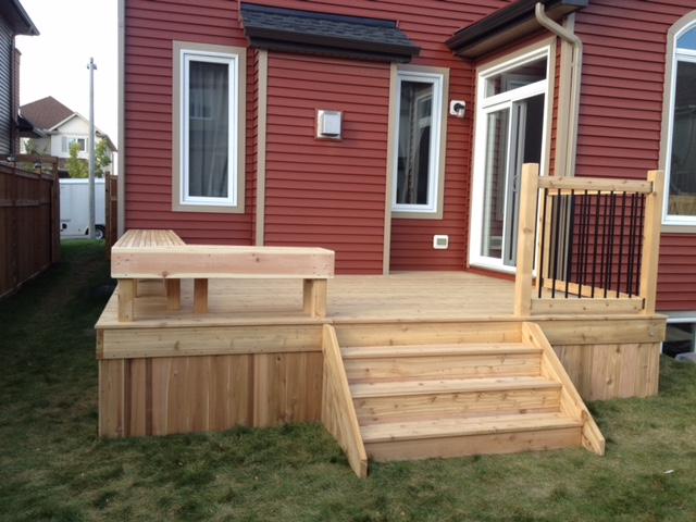 Synergy3 Construction Ottawa Custom Wood Decks Orleans